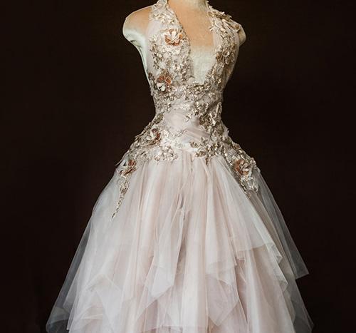 Corset dress Dream of me
